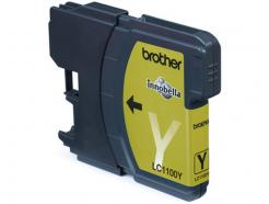 Brother LC-1100YBP - Giallo - originale