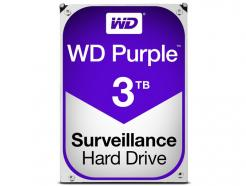 HD 3TB 3,5 WD SERIE PURPLE X VIDEO
