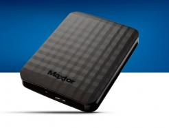 HDD ESTERNO 1TB M3 2.5 USB3.0 BLACK BY M