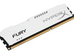 HyperX White 4GB 1600MHz DDR3 CL10 DIMM