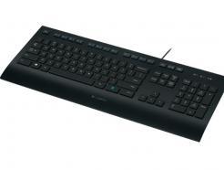 Logitech K280e - Tastiera - USB - Italia