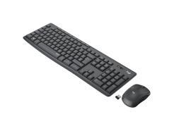 Logitech MK295 Silent - Set mouse e tast