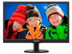 MON.PHILIPS 18.5LED/16:9/VESA/BLACK