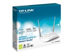 ROUTER ADSL2+ 300-N 4LAN