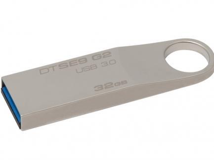 32GB DATATRAVELER SE9 G2 USB 3.0 METAL C