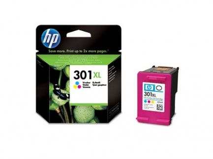 CARTUCCIA HP N.301 COLORE XL  CH564EE