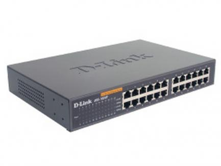 D-Link DES 1024D - Switch - unmanaged -