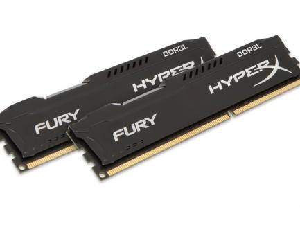 HyperX Black 16GB 1600MHz DDR3L CL10 DIM