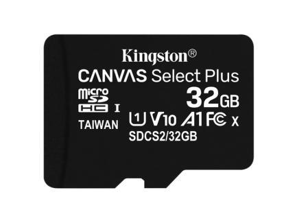 Kingston Canvas Select Plus - Scheda di