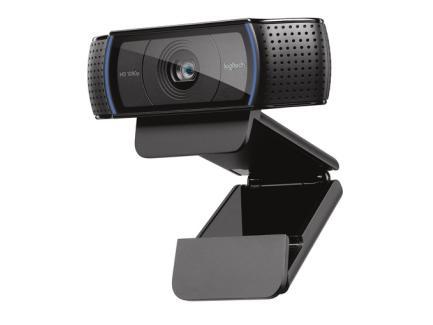 Logitech HD Pro Webcam C920 - Webcam - c