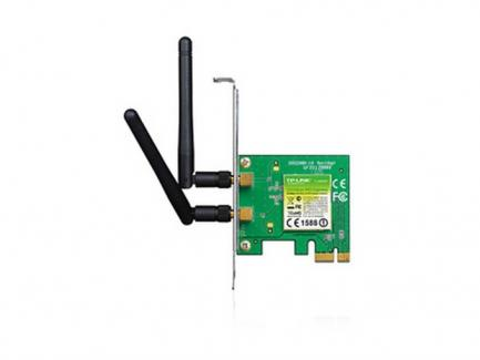 SCHEDA PCI EXP W-300N ANT STAC