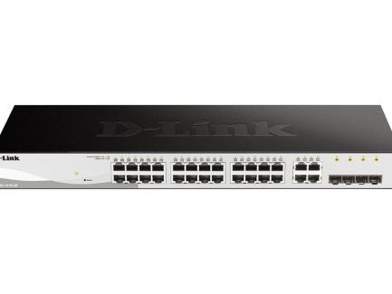 Switch/24-port switch 4xcompo sfp
